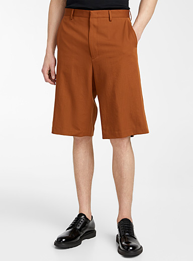 Paul Smith Copper Formal Bermudas for men