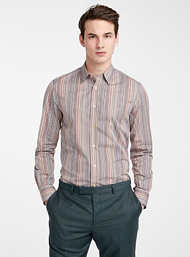 Signature Stripe shirt