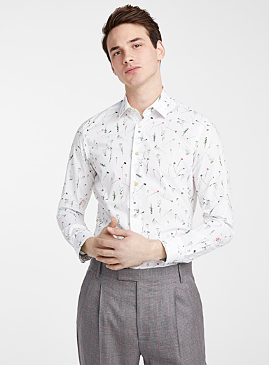Cut Flowers shirt