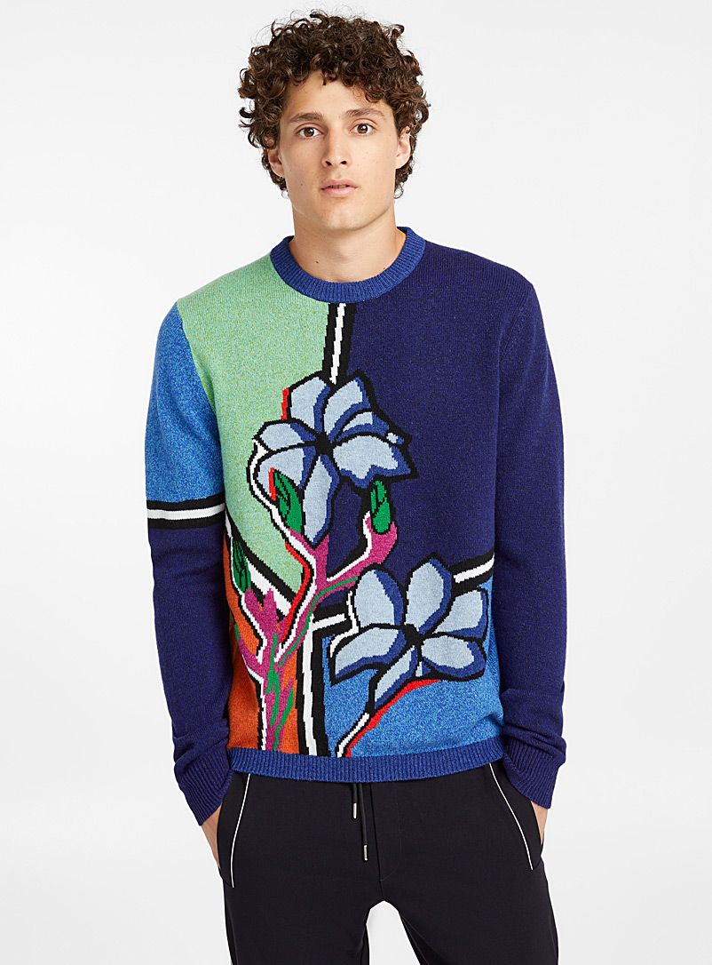 le-pull-floral