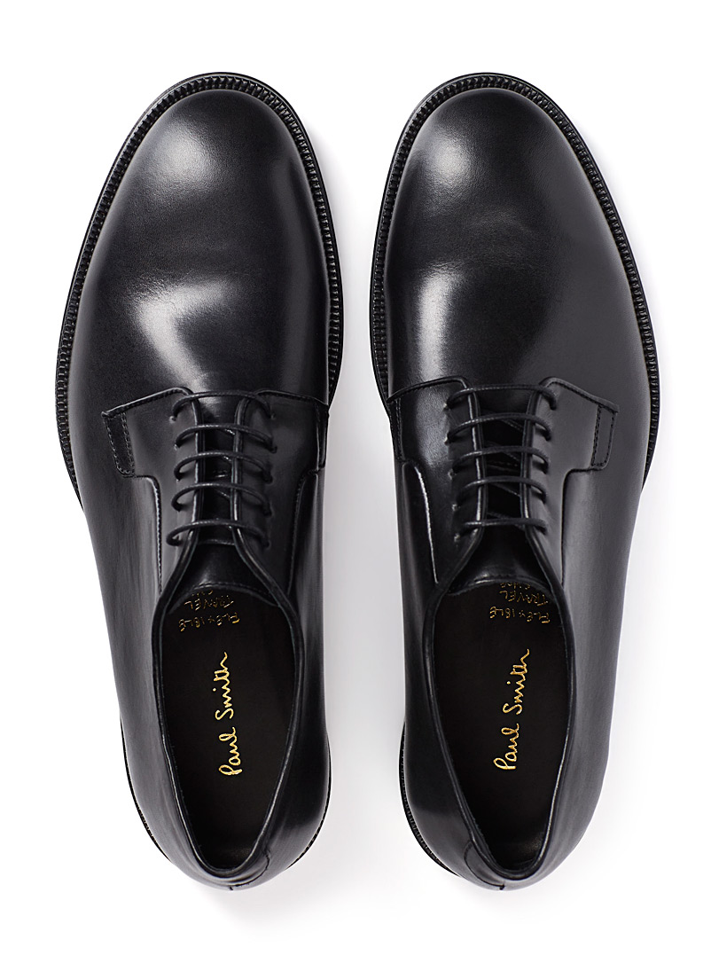 Chester derby shoes - Paul Smith - Black