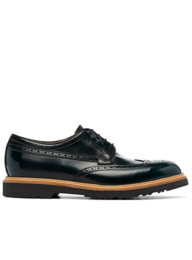 Crispin derby shoes