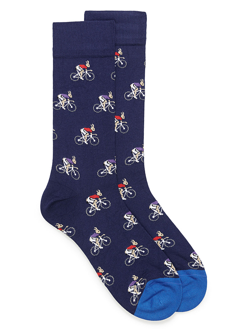 cycling-rabbit-socks
