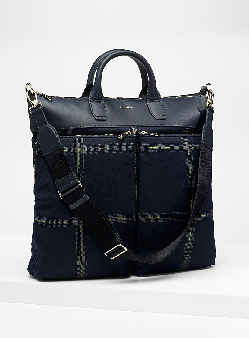 Helmet check bag - Paul Smith - Blue
