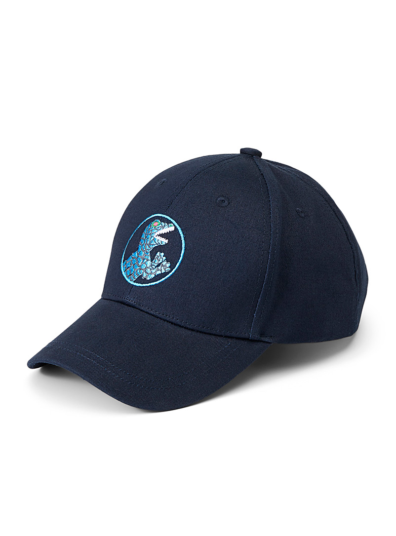 Paul Smith Blue Dino baseball cap for men