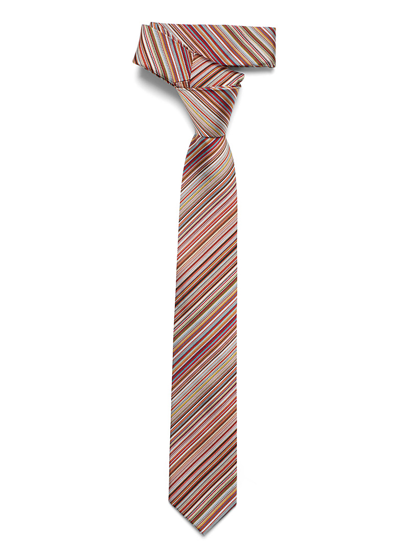 Paul Smith Assorted Signature stripe tie for men