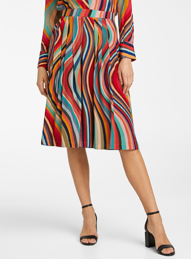 PS Paul Smith Assorted Swirl skirt for women