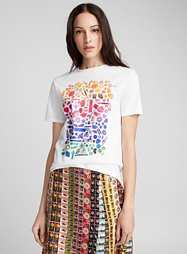Le t-shirt Objects