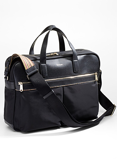 Signature briefcase bag