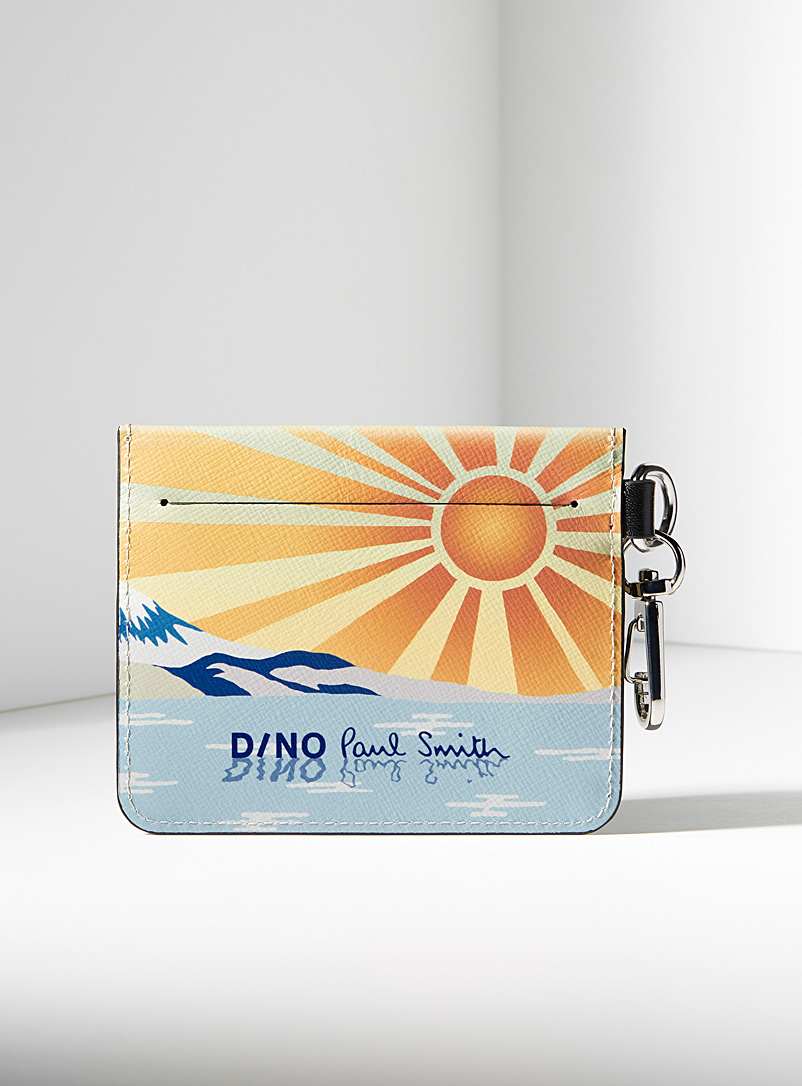 Paul Smith Assorted Dyno print wallet for men