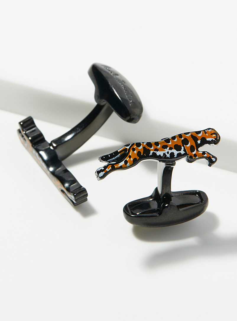 running-cheetah-cufflinks