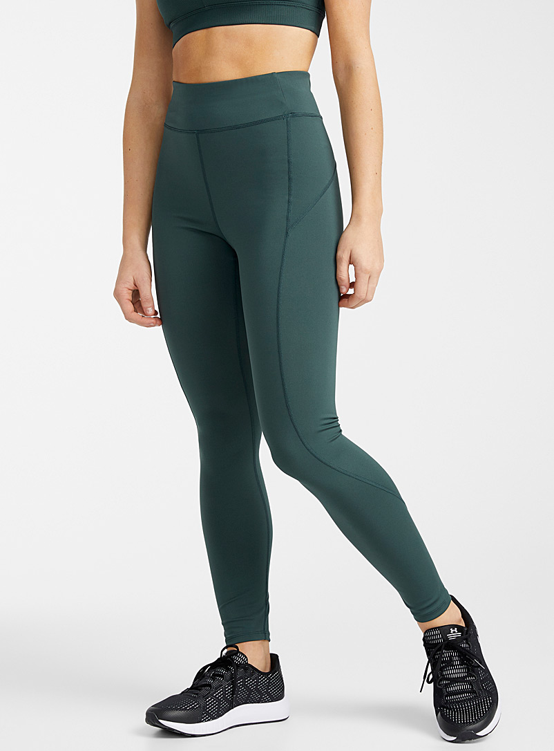 I.FIV5 Mossy Green Sierra 7/8 legging for women