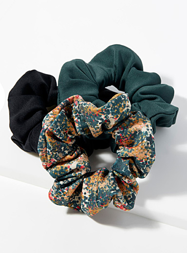 Second life scrunchie <br>Set of 3