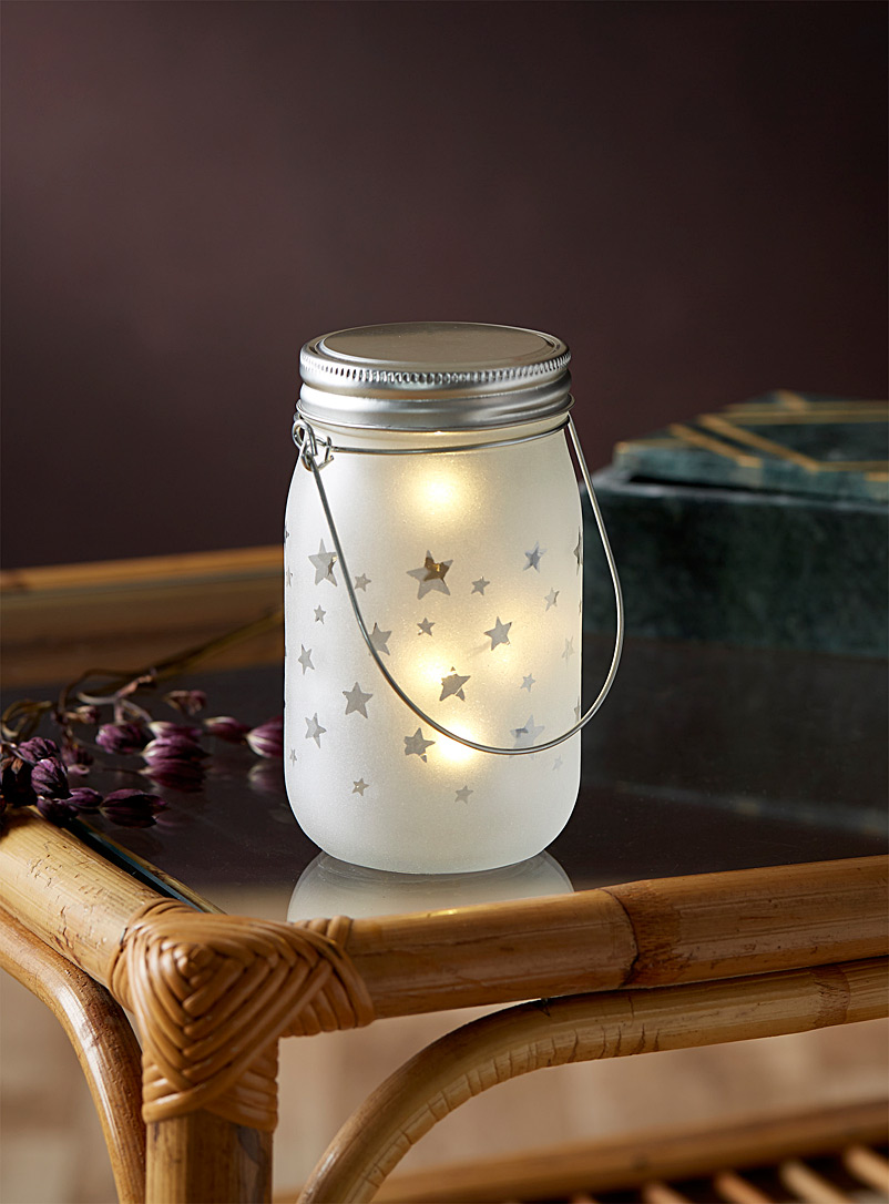 Simons Maison Assorted Starry sky jar lantern