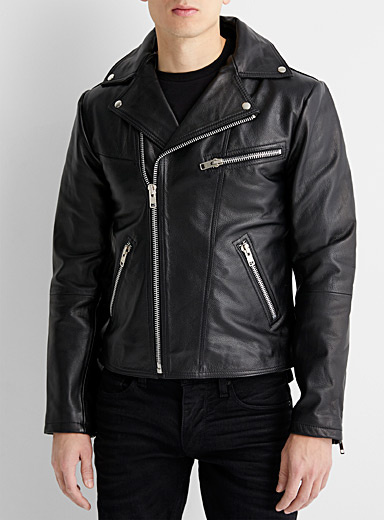 Rugged leather perfecto