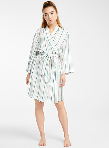 Hawaiian palette robe
