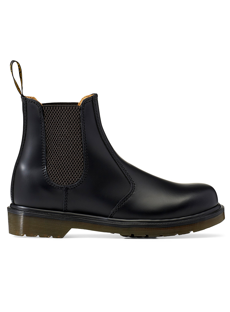 Dr. Martens Black 2976 leather Chelsea boots  Women for women