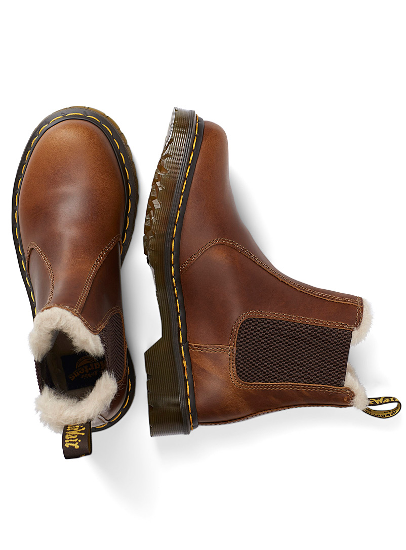 2976 Leonore Chelsea boots  Women - Winter Boots - Fawn