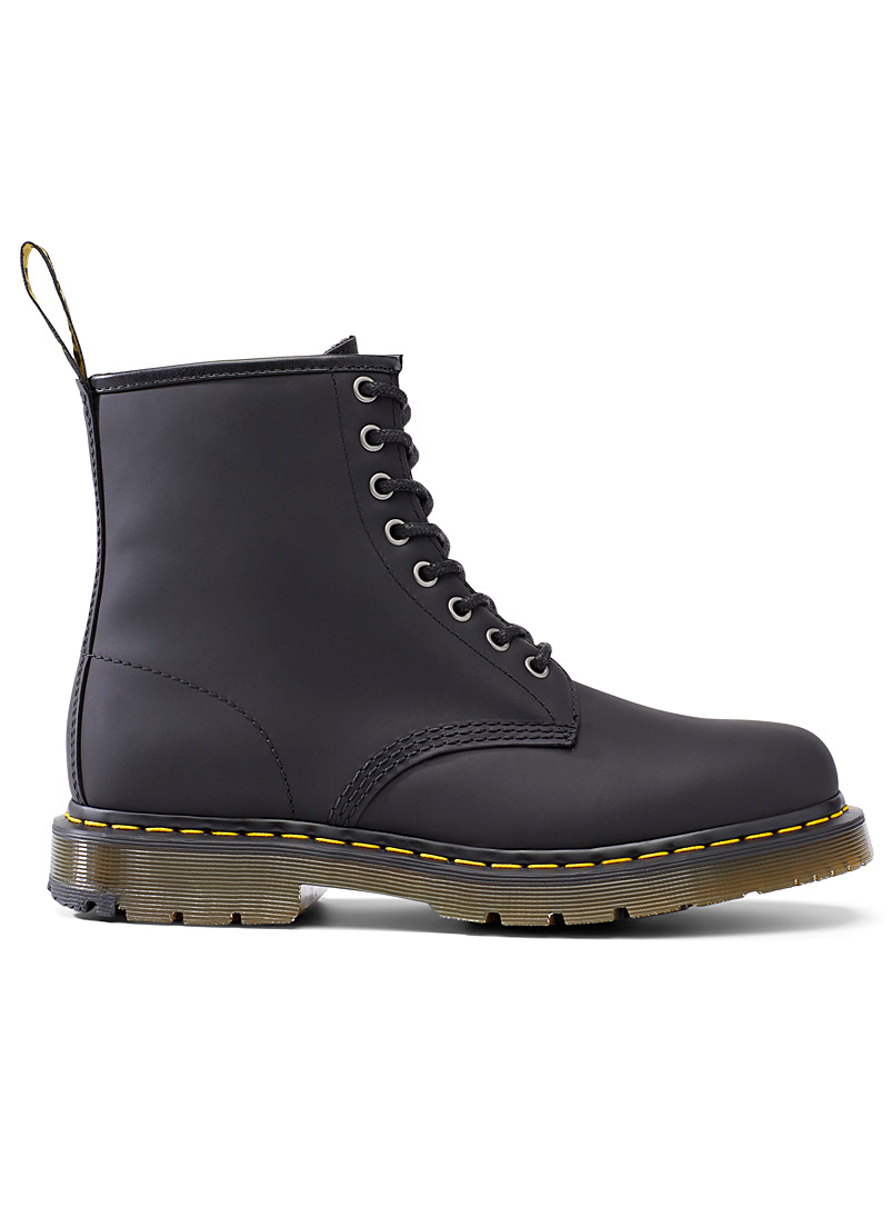 Dr. Martens Black 1460 Snowplow boots for men