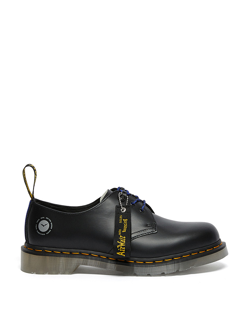 Dr. Martens Black ATMOS 1461 derby shoes Men for men