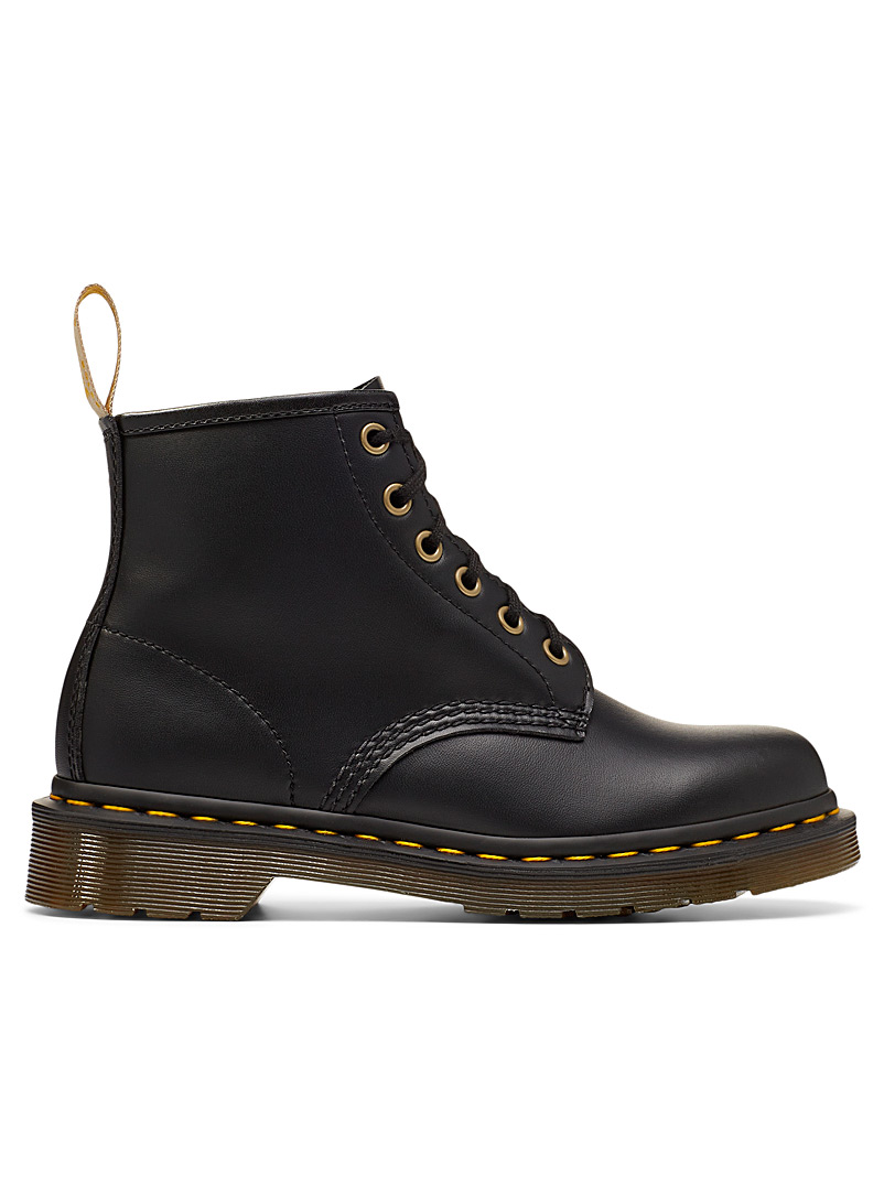 Dr. Martens Black Felix 101 vegan lace-up boots Women for women