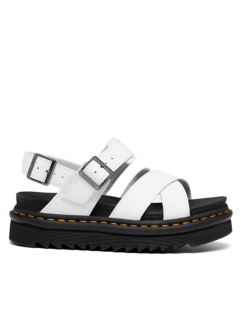 Dr. Martens White Voss II sandals Women for women