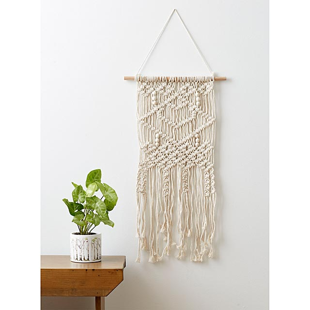 macrame-and-bead-wall-hanging