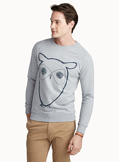 Le sweat Hibou