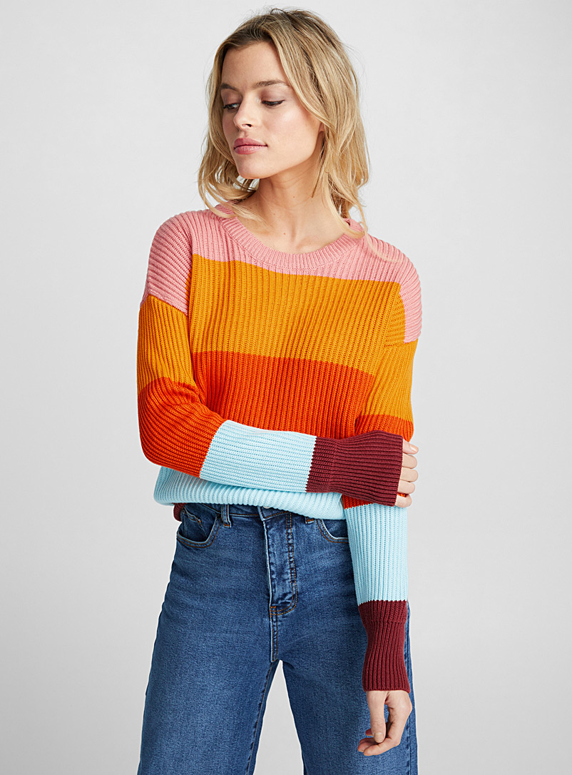 colour-block-sweater