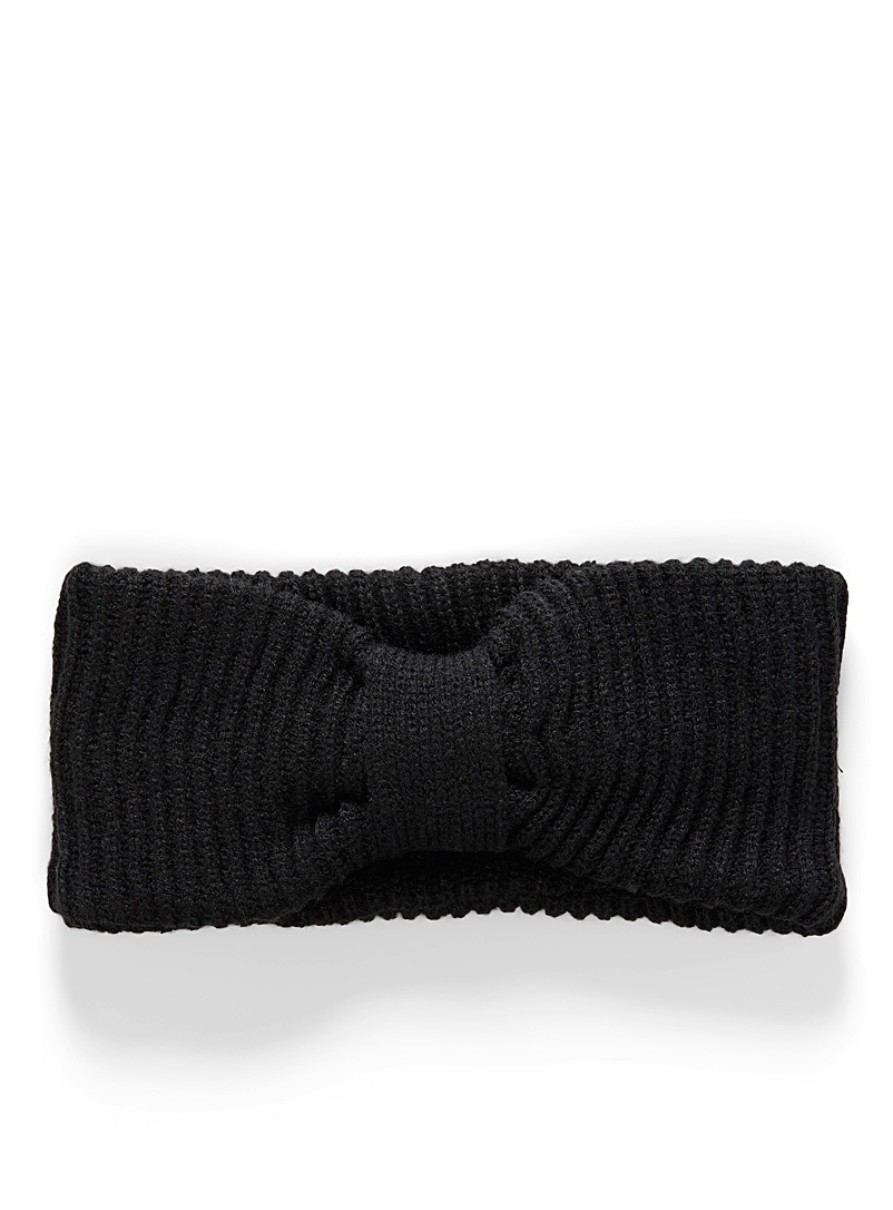 ribbed-monochrome-headband