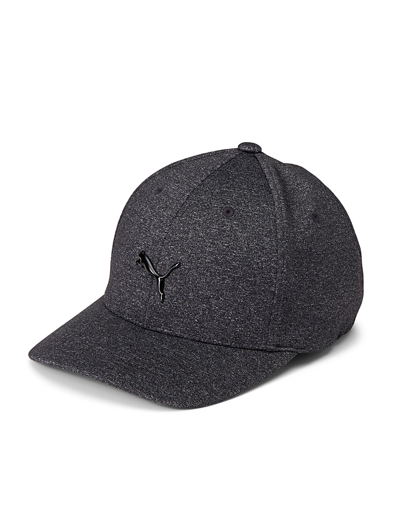 Puma Charcoal Flexfit Henry cap for men
