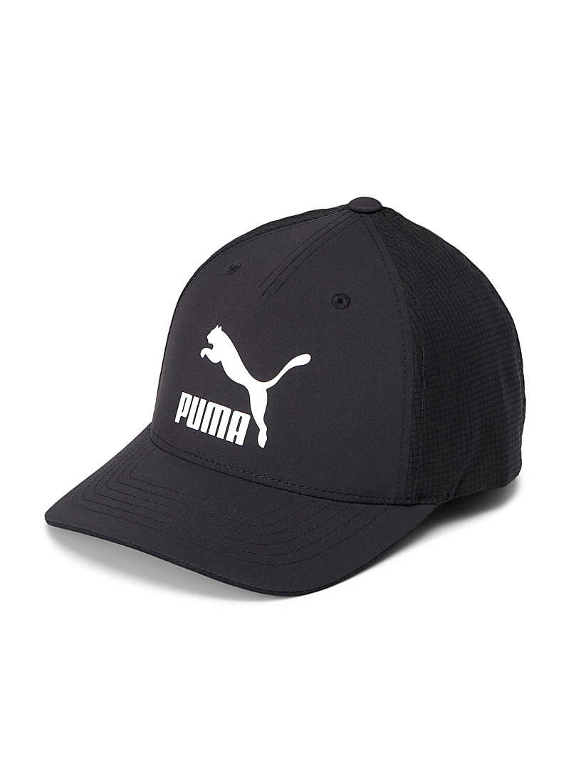 Puma Black Legacy cap for men