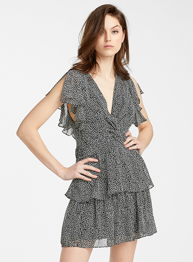 tiered-ruffle-spotted-dress