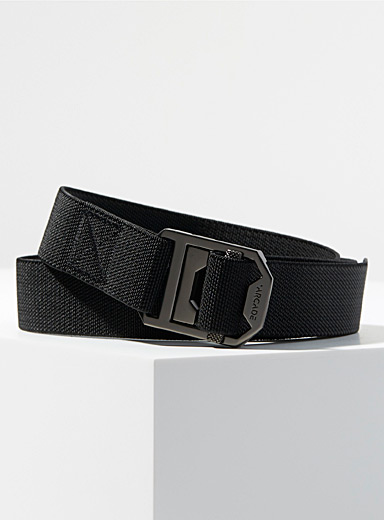 Guide thin automatic belt
