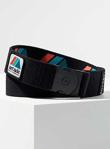 Rambler reversible belt