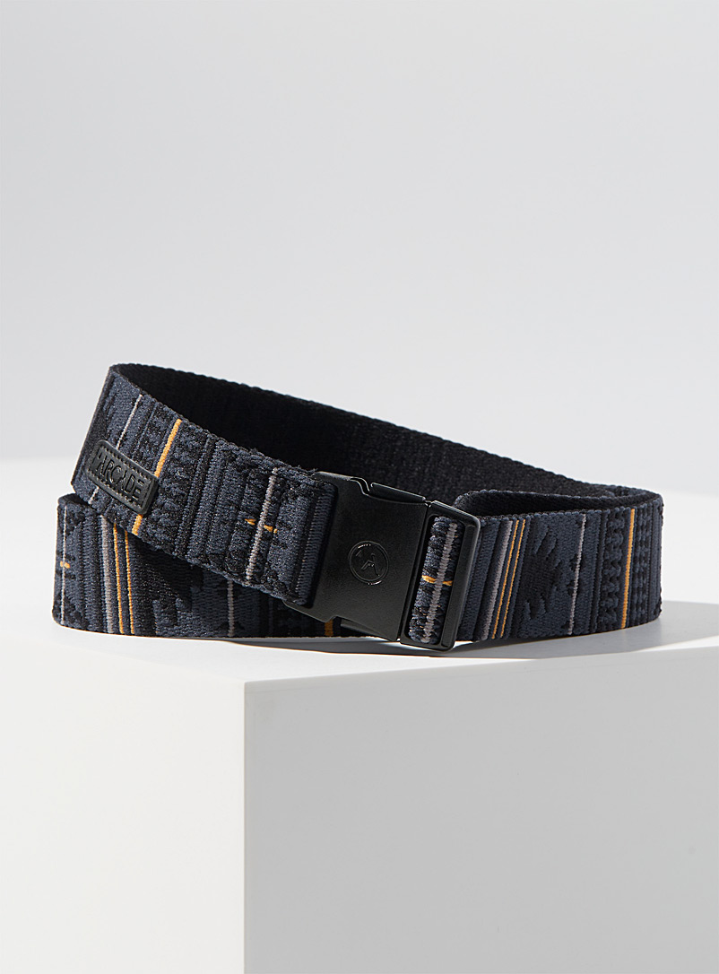 Arcade Marine Blue Ranger navy belt for men
