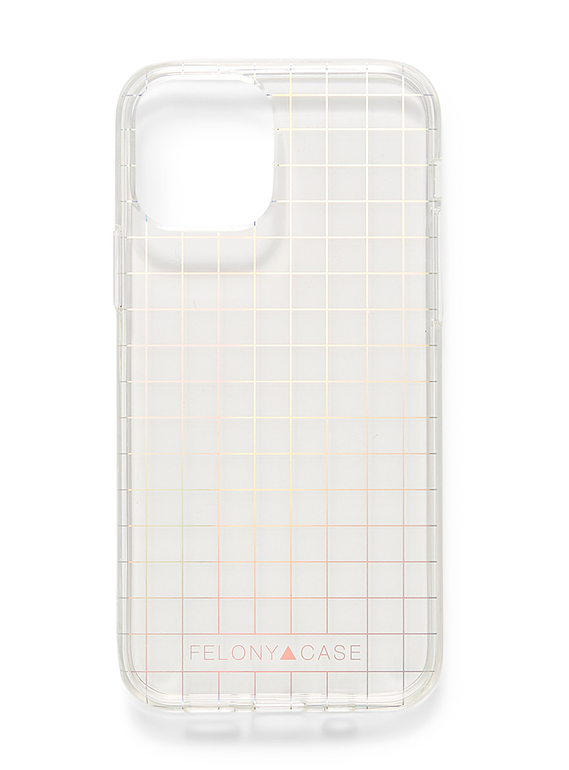 Felony Case Assorted Holographic iPhone 12/12 Pro case for women