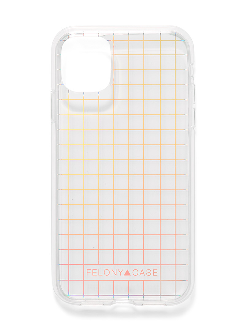 Felony Case Assorted Holographic iPhone 11 case for women