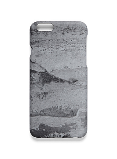 Faux-concrete iPhone 6 case