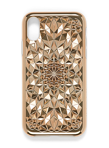 Felony Case Assorted Shimmery 3D kaleidoscope iPhone XR case for women