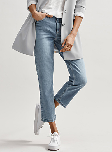 Organic cotton boyfriend jean