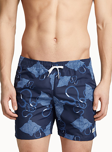Sailor stingrays swim trunk