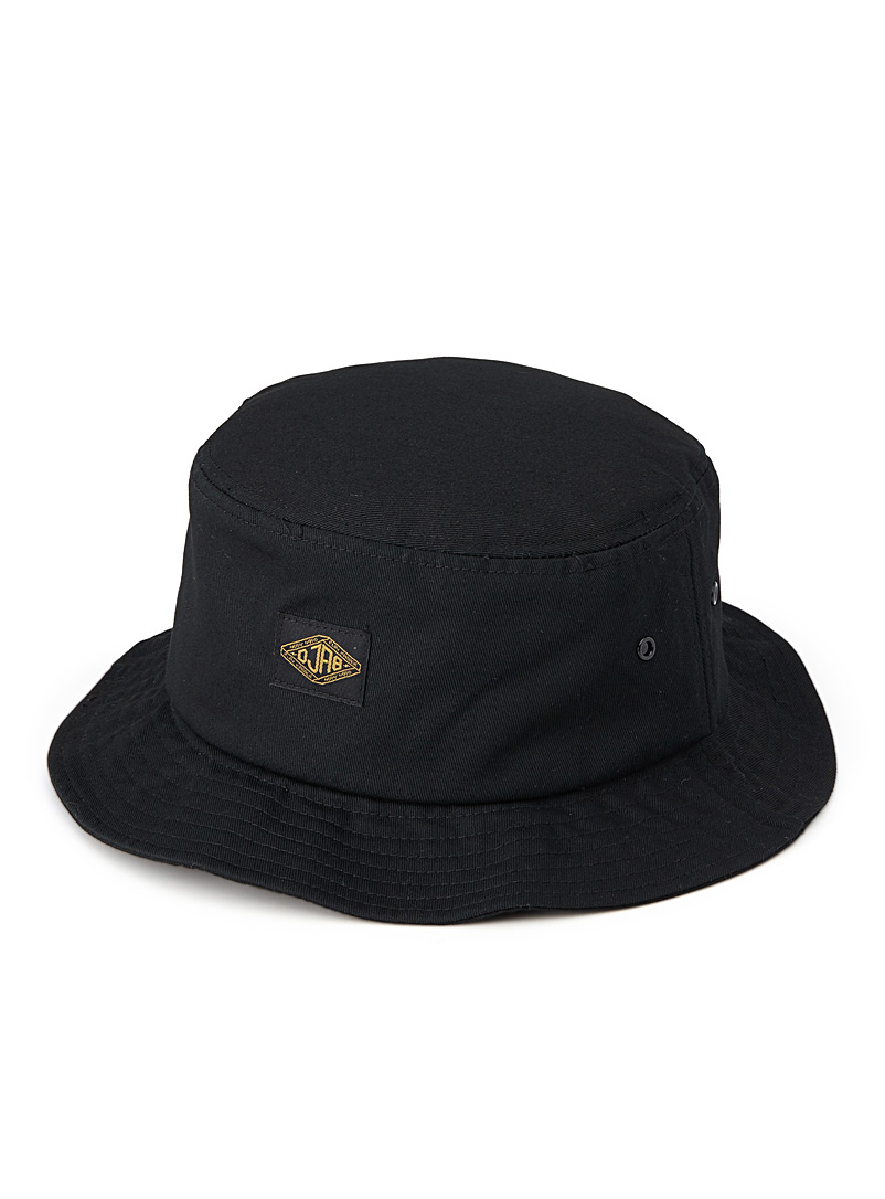 Logo bucket hat - Hats - Black