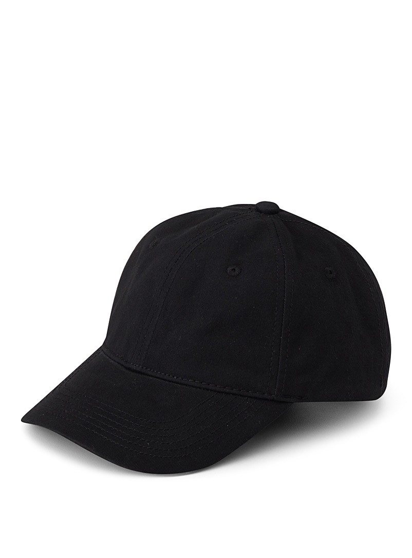 Basic cap - Caps - Black