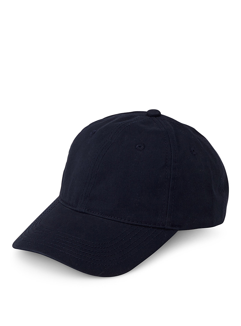 Basic cap - Caps - Marine Blue