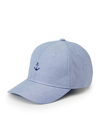 Minimalist patch cap