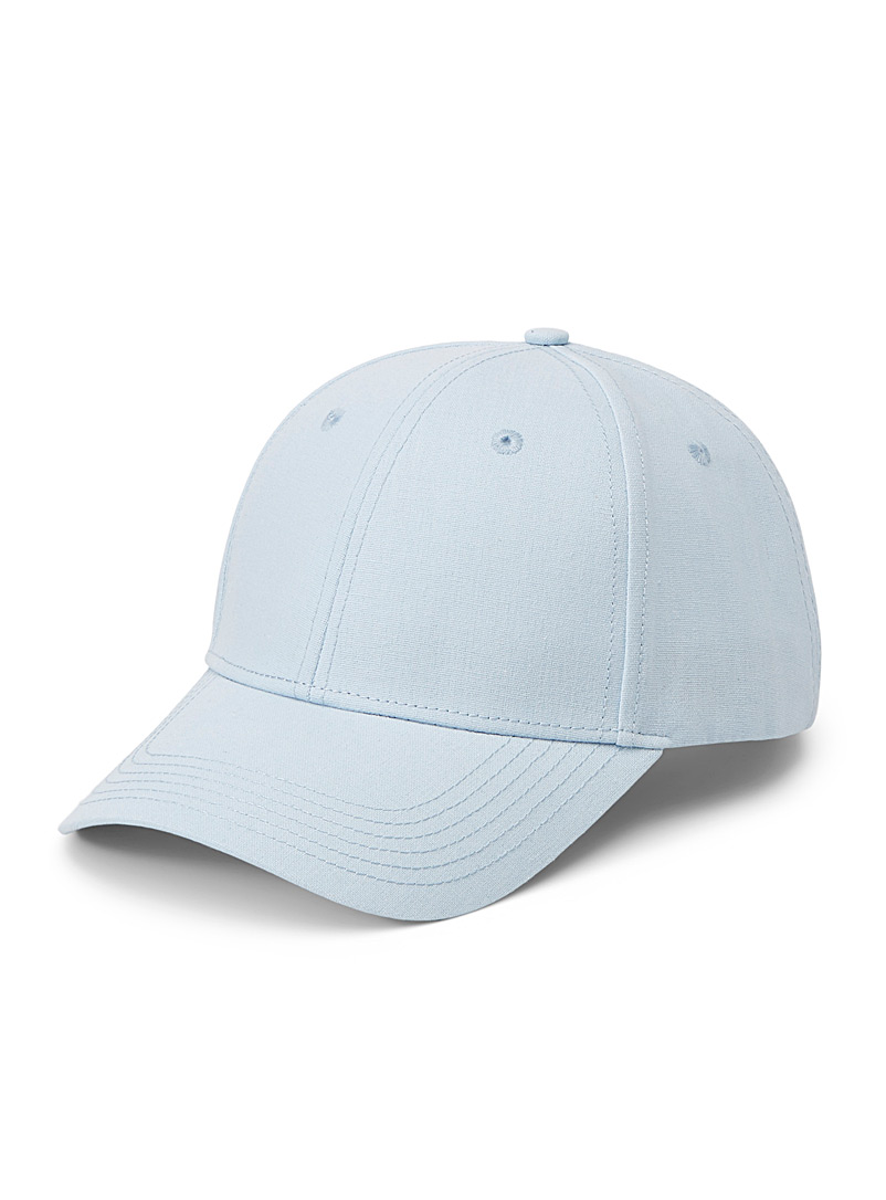 Le 31 Teal Pastel cap for men