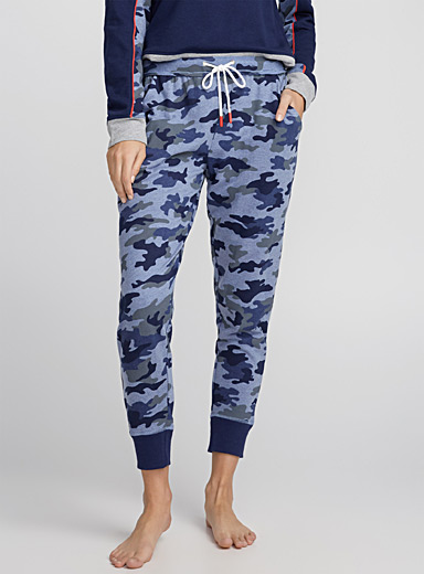 Le jogger camouflage