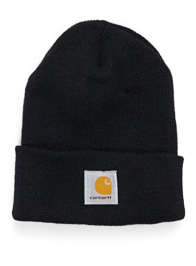 Ribbed workwear tuque