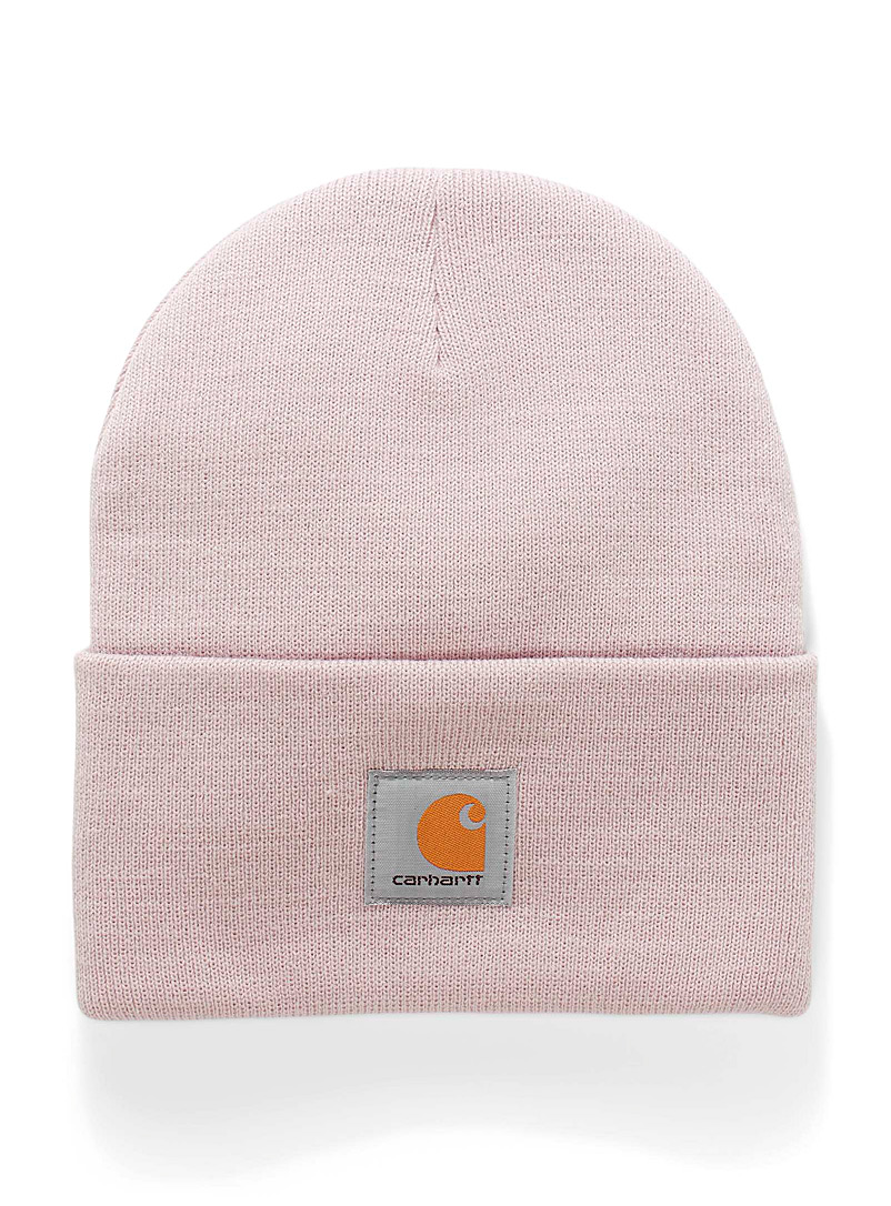 Carhartt Dark Grey Ribbed worker tuque for women